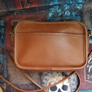 Vintage Coach Carnival Bag British Tan